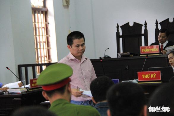 Ông Trần Minh Lợi không được giảm án - Ảnh 2.