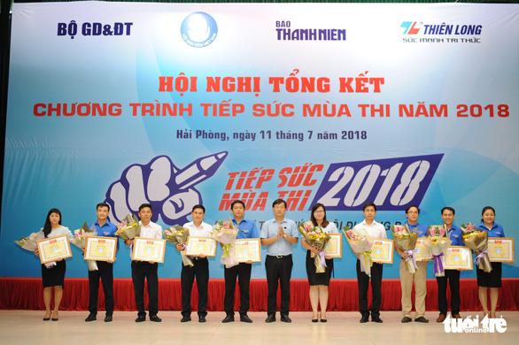 Chủ động triển khai sớm chương trình Tiếp sức mùa thi năm 2019 - Ảnh 2.