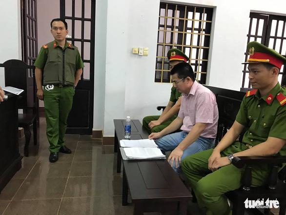 Ông Trần Minh Lợi không được giảm án - Ảnh 3.
