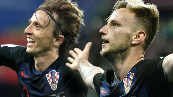 Modric và Rakitic - quái vật hai đầu nguy hiểm của Croatia - Ảnh 4.