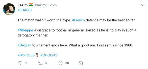Pháp thắng, Mbappe khiến dân mạng tức vì câu giờ - Ảnh 6.