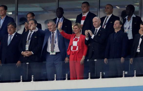 Tổng thống Croatia - bậc thầy xây dựng thương hiệu quốc gia qua bóng đá - Ảnh 2.