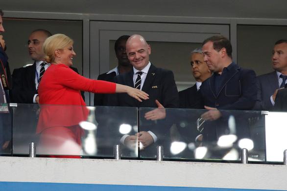 Tổng thống Croatia - bậc thầy xây dựng thương hiệu quốc gia qua bóng đá - Ảnh 5.