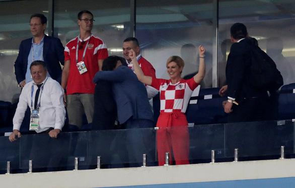 Tổng thống Croatia - bậc thầy xây dựng thương hiệu quốc gia qua bóng đá - Ảnh 4.