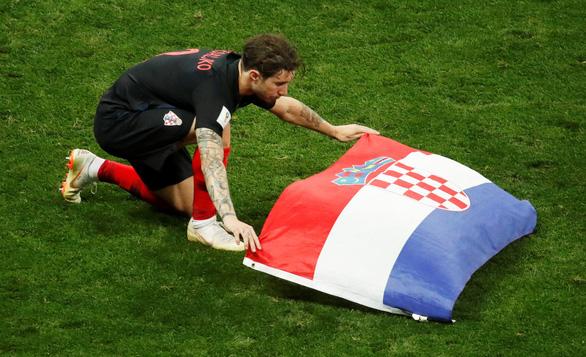 Cả nước Croatia ăn mừng, Thủ tướng Anh tự hào về Tam sư - Ảnh 5.