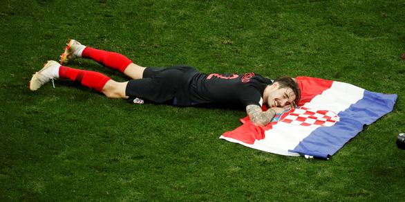 Cả nước Croatia ăn mừng, Thủ tướng Anh tự hào về Tam sư - Ảnh 6.