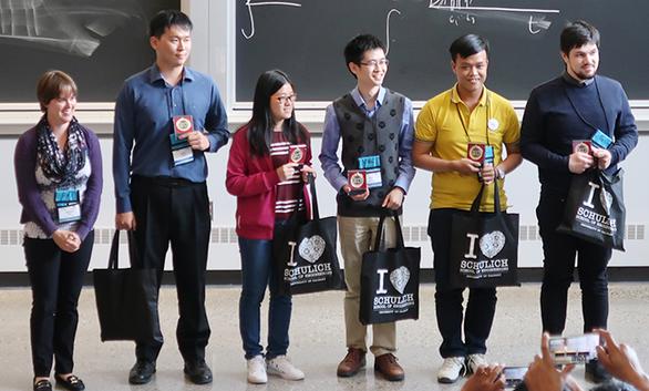 Khối ngành công nghệ và kỹ thuật năm 2018 tại ĐH Duy Tân - Ảnh 3.
