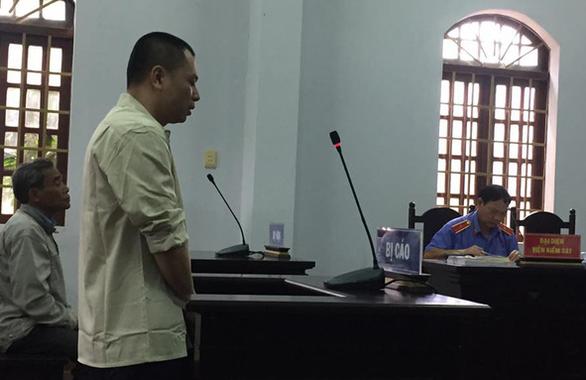 Phúc thẩm vụ bắn chết 3 bảo vệ công ty Long Sơn - Ảnh 2.