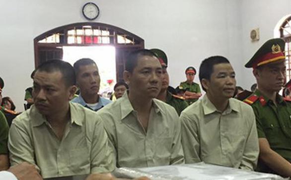 Phúc thẩm vụ bắn chết 3 bảo vệ công ty Long Sơn - Ảnh 1.