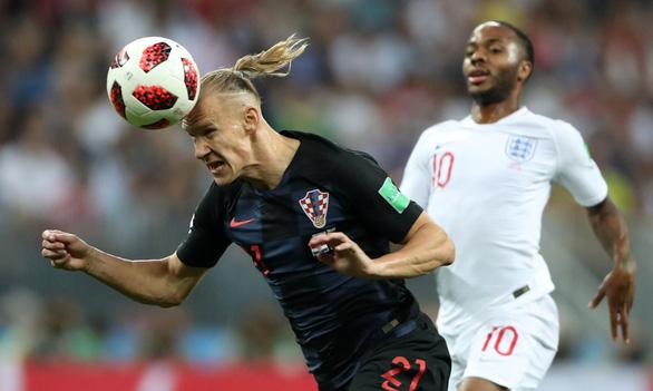 Những hình ảnh ấn tượng nhất tại cuộc so tài Anh - Croatia - Ảnh 12.