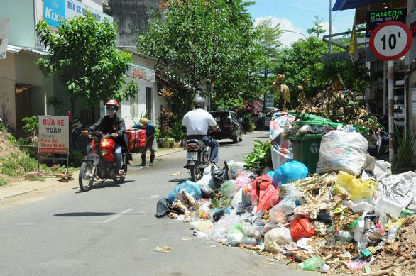 Mở cửa bãi rác cũ giải cứu thành phố Quảng Ngãi - Ảnh 2.