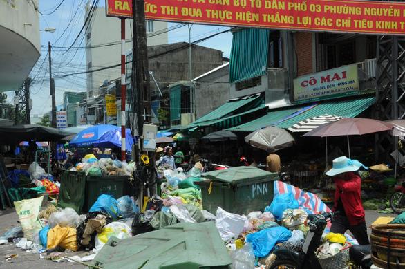 Mở cửa bãi rác cũ giải cứu thành phố Quảng Ngãi - Ảnh 1.