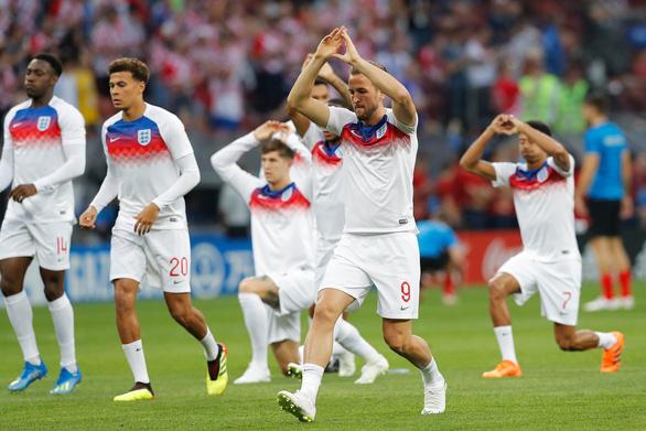 Những hình ảnh ấn tượng nhất tại cuộc so tài Anh - Croatia - Ảnh 7.