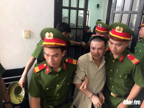 Ông Đặng Văn Hiến bị tuyên y án tử hình - Ảnh 2.