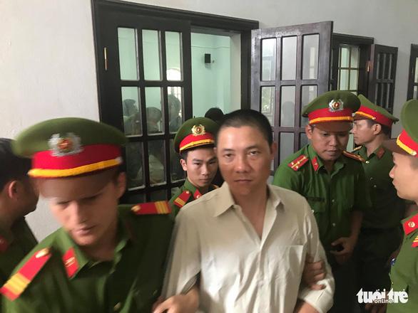 Ông Đặng Văn Hiến bị tuyên y án tử hình - Ảnh 3.