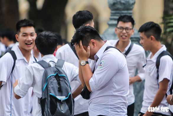 Trước nghi án Hà Giang, Bộ GD-ĐT ngăn ngừa tiêu cực thi cử ra sao? - Ảnh 1.