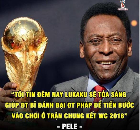 Sự thật về những dự đoán ám quẻ của Pele tại World Cup 2018 - Ảnh 5.