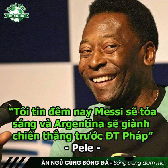 Sự thật về những dự đoán ám quẻ của Pele tại World Cup 2018 - Ảnh 3.