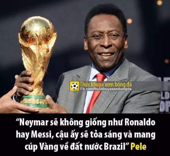 Sự thật về những dự đoán ám quẻ của Pele tại World Cup 2018 - Ảnh 4.