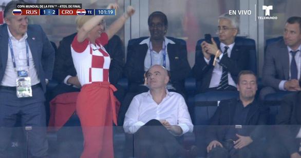 Tổng thống Croatia - bậc thầy xây dựng thương hiệu quốc gia qua bóng đá - Ảnh 3.