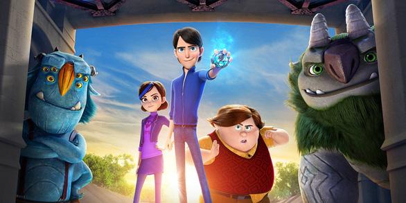 Đạo diễn Guillermo del Toro và phim hoạt hình cho trẻ em Trollhunters  - Ảnh 2.