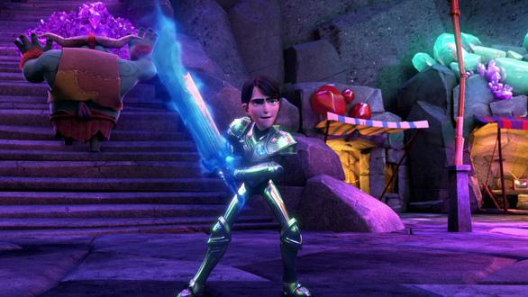 Đạo diễn Guillermo del Toro và phim hoạt hình cho trẻ em Trollhunters  - Ảnh 3.