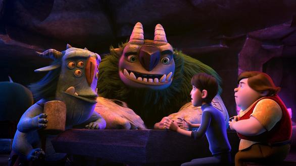 Đạo diễn Guillermo del Toro và phim hoạt hình cho trẻ em Trollhunters  - Ảnh 4.