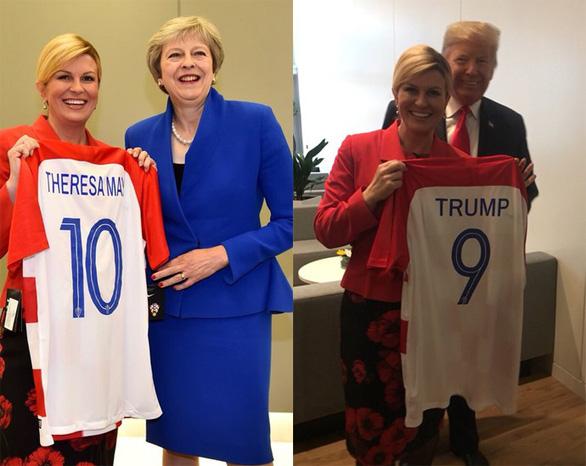 Tổng thống Croatia - bậc thầy xây dựng thương hiệu quốc gia qua bóng đá - Ảnh 6.