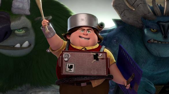 Đạo diễn Guillermo del Toro và phim hoạt hình cho trẻ em Trollhunters  - Ảnh 5.
