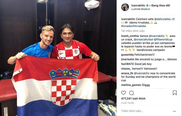 Cả nước Croatia ăn mừng, Thủ tướng Anh tự hào về Tam sư - Ảnh 10.