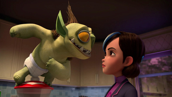 Đạo diễn Guillermo del Toro và phim hoạt hình cho trẻ em Trollhunters  - Ảnh 6.