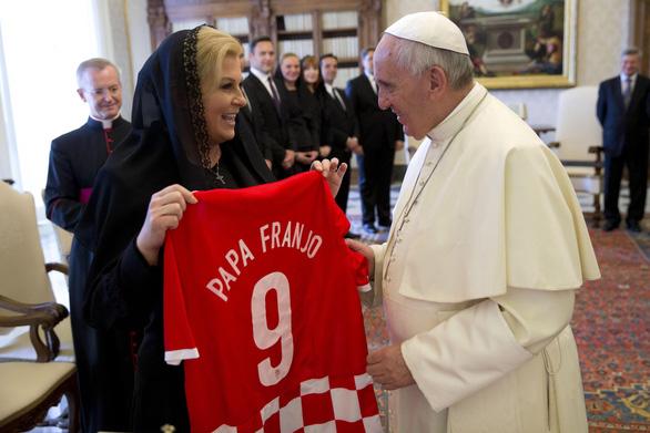 Tổng thống Croatia - bậc thầy xây dựng thương hiệu quốc gia qua bóng đá - Ảnh 7.