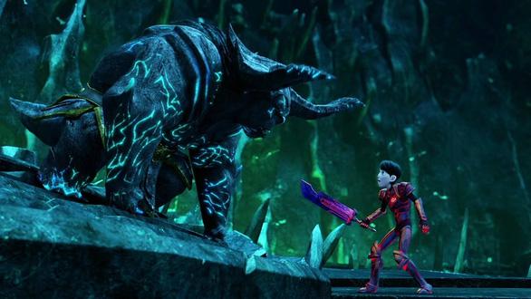 Đạo diễn Guillermo del Toro và phim hoạt hình cho trẻ em Trollhunters  - Ảnh 7.