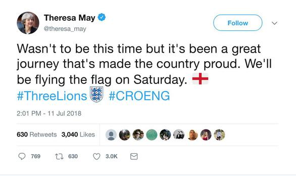 Cả nước Croatia ăn mừng, Thủ tướng Anh tự hào về Tam sư - Ảnh 13.