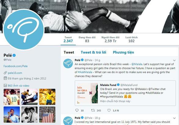 Sự thật về những dự đoán ám quẻ của Pele tại World Cup 2018 - Ảnh 1.