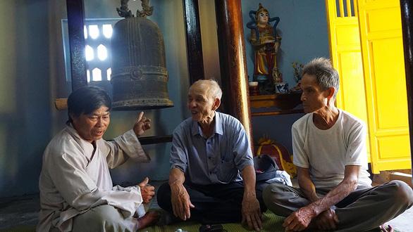 Bảo vật lưu lạc của nhà chùa: Đòi… chuông - Ảnh 3.