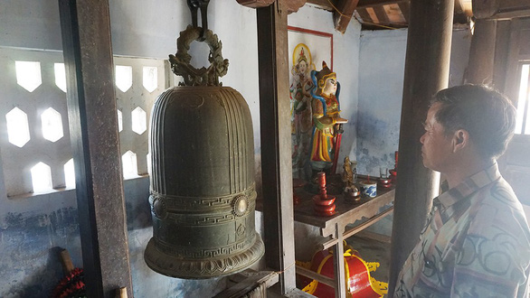 Bảo vật lưu lạc của nhà chùa: Đòi… chuông - Ảnh 1.