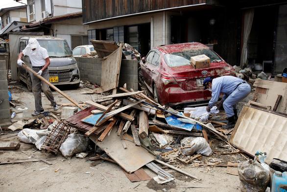 Thủ tướng Nhật tăng cứu trợ thiên tai gần 20 lần so với lần đầu - Ảnh 3.