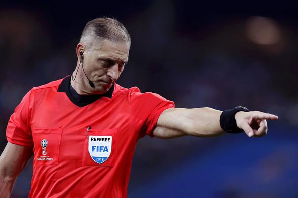 Cựu diễn viên Argentina bắt chính trận chung kết World Cup 2018 - Ảnh 5.