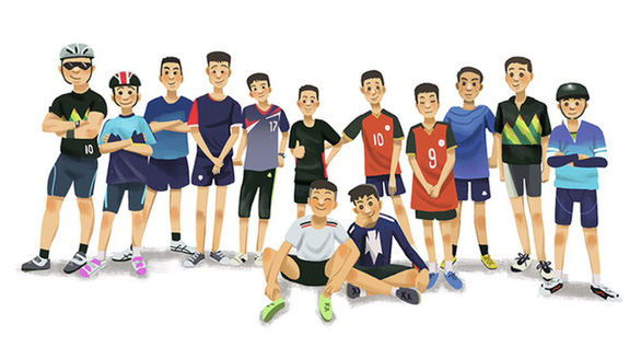 Tranh giải cứu đội bóng Thái Lan khiến dân mạng say mê - Ảnh 5.