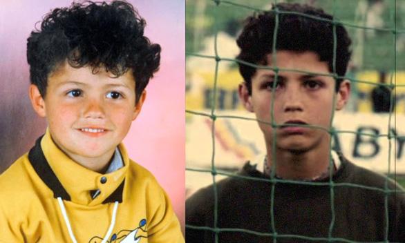 Ngắm ảnh thơ ấu dễ thương hết nấc của các ngôi sao World Cup - Ảnh 9.