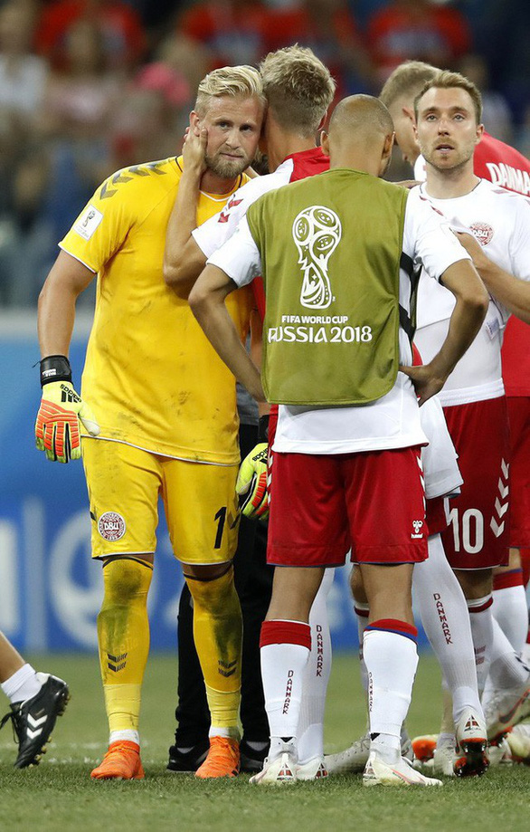 Những giọt nước mắt trên sân cỏ World Cup 2018 - Ảnh 13.