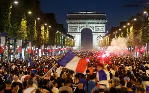 Trước trận chung kết, Pháp lo mối đe dọa khủng bố thật sự - Ảnh 1.