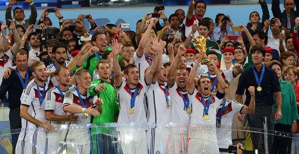 Vô địch World Cup 2018 sẽ ẵm về 875 tỉ đồng - Ảnh 1.