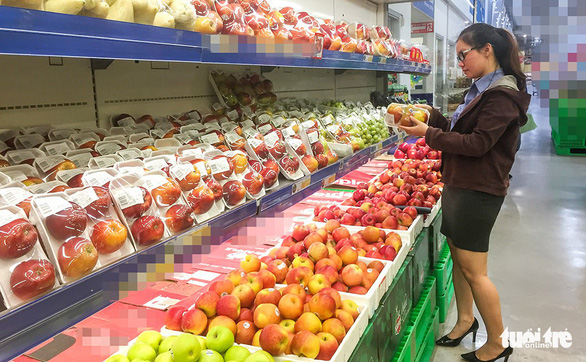 Việt Nam xuất khẩu trái cây sang Trung Quốc giùm cho Thái! - Ảnh 1.