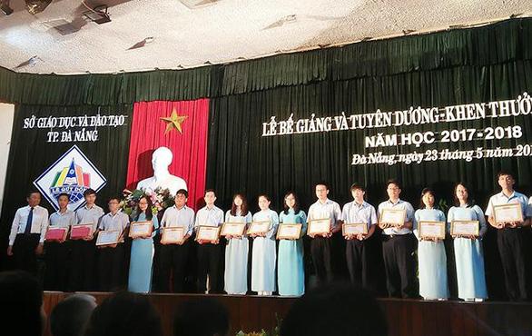Học sinh giải nhì quốc gia 2018 tuyển thẳng vào ĐH Duy Tân - Ảnh 2.