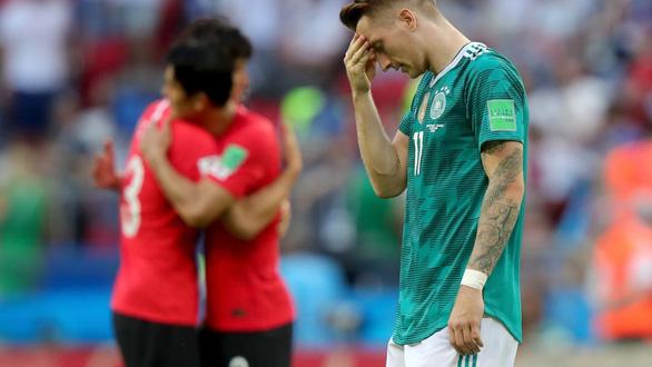 Những giọt nước mắt trên sân cỏ World Cup 2018 - Ảnh 2.