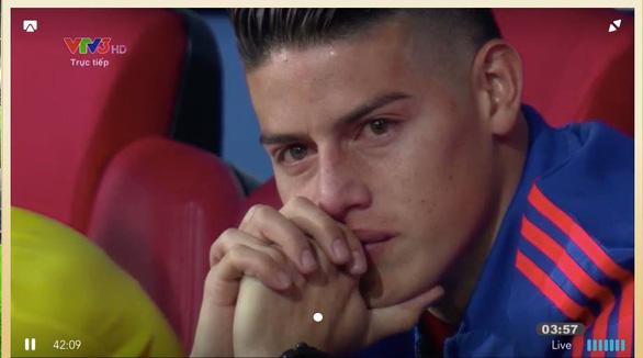 Những giọt nước mắt trên sân cỏ World Cup 2018 - Ảnh 3.