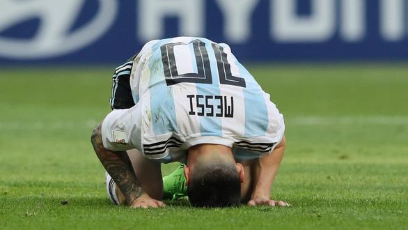 Những giọt nước mắt trên sân cỏ World Cup 2018 - Ảnh 8.