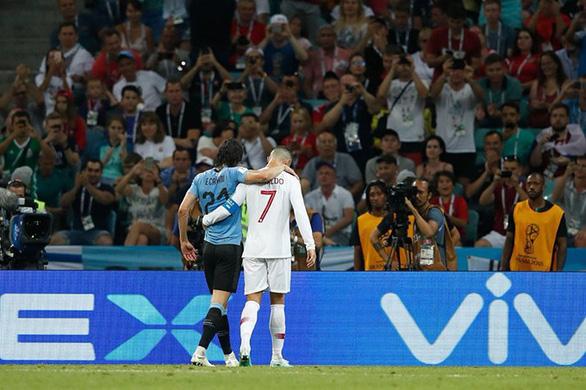 Những giọt nước mắt trên sân cỏ World Cup 2018 - Ảnh 12.